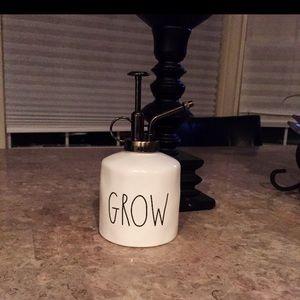 Other - Rae Dunn Grow Plant Mister